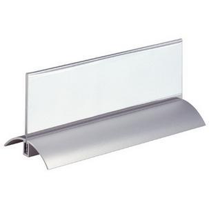 Symbolbild: Tischnamensschilder DESK PRESENTER DU LUXE8202-19