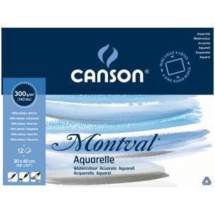 """Symbolbild: Aquarellblock """"Montval""""C200006546"""