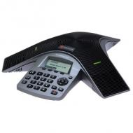 POLYCOM Soundstation Duo dual mode conferen phone including Power Supply Power Cord mit EE 7 / 7 plug Power Injection Module (2200-19000-120)