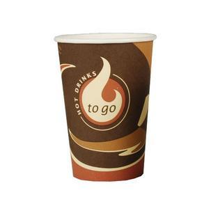 0,2l /& 0,3l Pappbecher 400x Kaffeebecher Deckel Coffee to go 3,13€//100St.