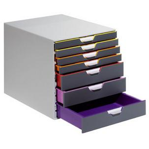 Durable Schubladenbox Varicolor Bei Strohmediade 7607 27