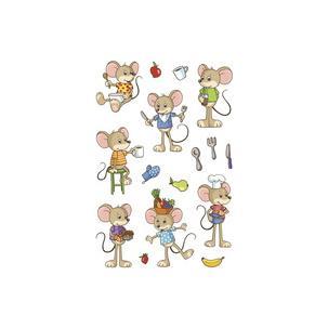 (6) Lustige Mäuse6389