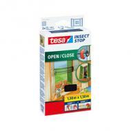tesa Insect Stop® Fliegengitter für Fenster - OPEN/CLOSE