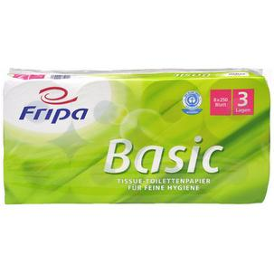 Toilettenpapier Basic, 3-lagig1510820