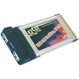 USB 2.0 PCMCIA CardBus AdapterEX-1200