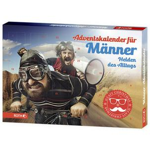 """Männer-Adventskalender """"Helden des Alltags""""80262"""