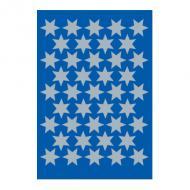 """HERMA Weihnachts-Sticker MAGIC /""""Sterne /& Schweif/"""" glittery 1 Blatt à 19 Sticker"""