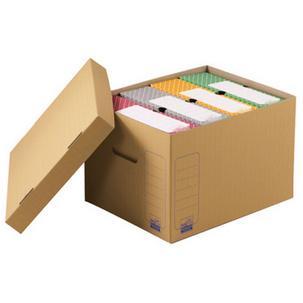 Symbolbild: Archiv- und Transportbox in AnwendungTP 118.010