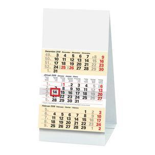 Tischkalender 3 Monate : glocken tischkalender 2020 3 monats tischkalender 5170211 ~ Watch28wear.com Haus und Dekorationen