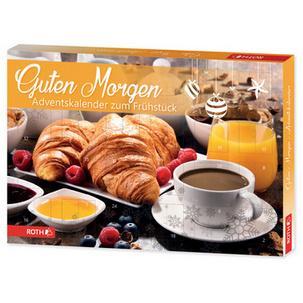 """""""Guten Morgen""""-Adventskalender zum Frühstück80278"""