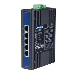 Unmanaged Industrial Ethernet Switch EKI-2525