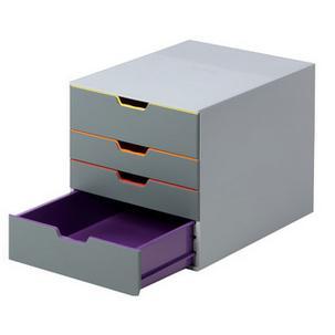 Durable Schubladenbox Varicolor Bei Strohmediade 7606 27