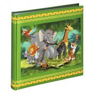 Hama Buch Album Jungle Animals 25x25 cm