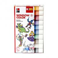 Window Color 10er Set