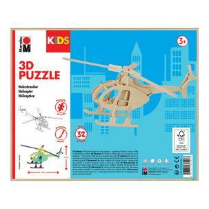 """3D Puzzle """"Hubschrauber"""", Verpackung0317000000003"""