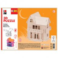 "3D Puzzle ""Traumhaus"", Verpackung"