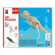 "3D Puzzle ""T-Rex Dinosaurier"", Verpackung"