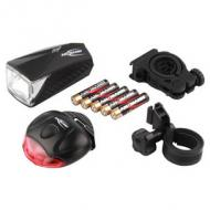 Fahrrad LED-Beleuchtungs-Set LiteRider