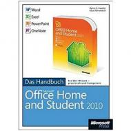 MS Press Microsoft Offi Home and Student 2010 Das Handbuch Word Ex l