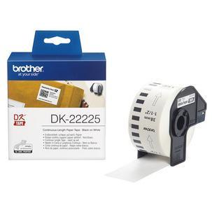 Symbolbild: Endlos-Etiketten für QL-EtikettendruckerDK22212