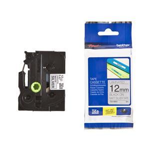 8er Schriftband-Kassette für Brother TZ-231 TZE-231 Schwarz auf Weiß 12mm x 8m