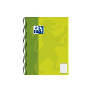 Oxford Notizbuch Notebook Collegeblock A5 kariert 80Blatt