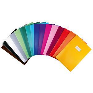 Heftschoner Recycling, Farben5532