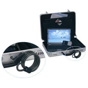 Laptop-Sicherheitskoffer MILANO SC0071 <br>- offenSC0071C