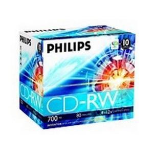 PHILIPS 10xCDRWCW7D2NJ10/00