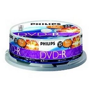 PHILIPS 25xDVD-RDM4S6B25F/00