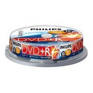 PHILIPS 10xDVD+RDR4S6B10F/00
