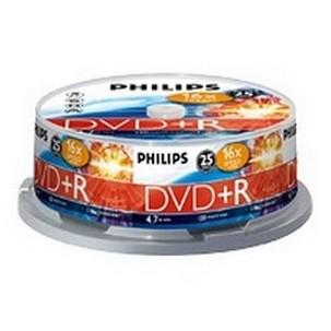 PHILIPS 25xDVD+R DR4S6B25F/00