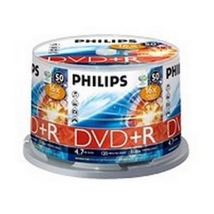 PHILIPS 50xDVD+RDR4S6B50F/00