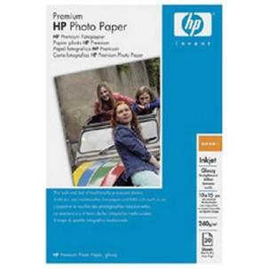 "Inkjet-Foto-Papier ""Premium Plus""Q5456A"