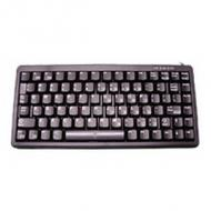 CHERRY Compact Keyboard USB PS / 2 schwarz corded (US) (G84-4100LCAUS-2)