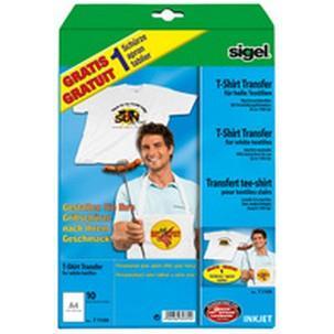 T-Shirt Transfer-Folien, inkl. Grillschürze GRATIS!T1109
