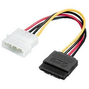 Serial ATA Stromanschlusskabel112055