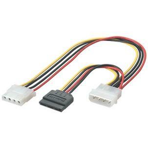 Serial ATA Stromanschlusskabel112052