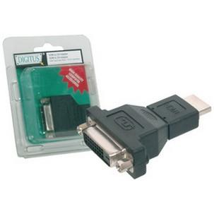 HDMI <br>- DVI-D 24+1 (Kupplung) AdapterDB-171706