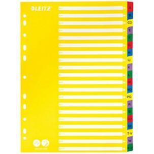 A-Z Karton-Register, mehrfarbig4393-60-00