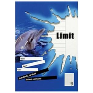 Schulheft DIN A5, Lineatur 9399501608