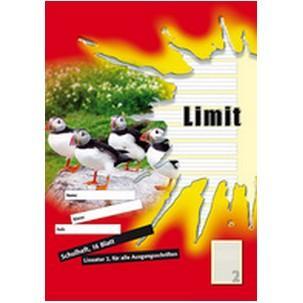 Schulheft DIN A5, Lineatur 2100050545
