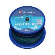 Verbatim Medium CDR 80 / 700MB  /  52x  /  050er Cakebox (43343)