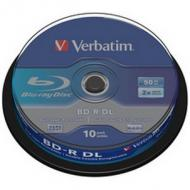 Verbatim Blu ray Disc BD R 50 GB
