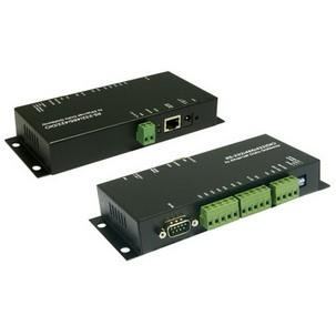 RS-232/422/485/ DIO auf Ethernet Data Gateway EX-6010