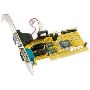 Seriell/Parallel 16C550 SPP/EPP/ECP PCI KarteEX-41150