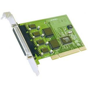 Serielle 16C550 RS-232 PCI Karte, 4 Port EX-41054
