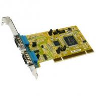 Serielle 16C550 RS-422 / 485 PCI Karte, 2 Port