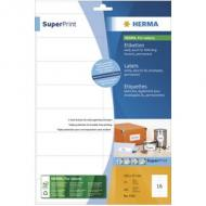 HERMA SuperPrint Etiketten 105 x 37 mm