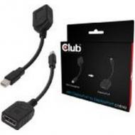 CLUB 3D Adapter Mini Displayport zu Displayport CAC 1110